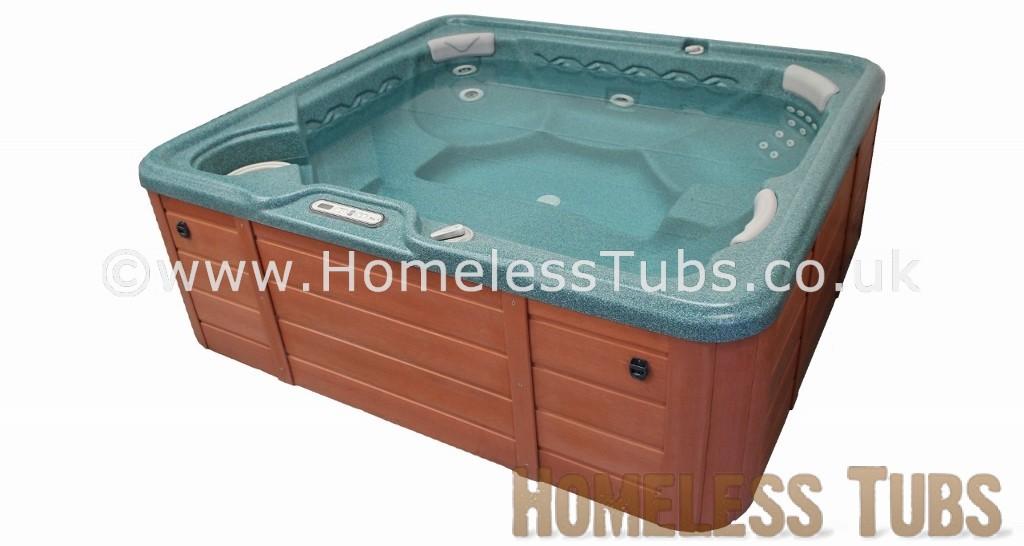 Tiger River Spa Homeless Tubs